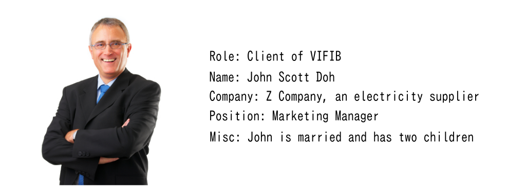 Add people in ERP5 example: John Scott Doh